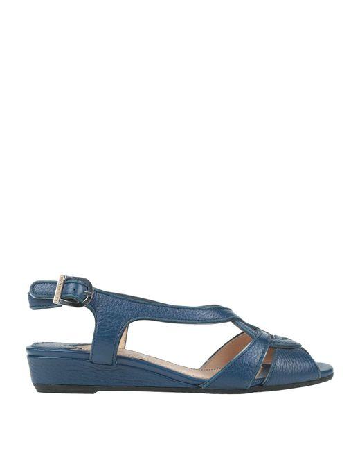 Pakerson Blue Sandals