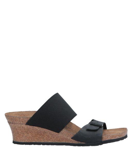 Sandales Birkenstock en coloris Black