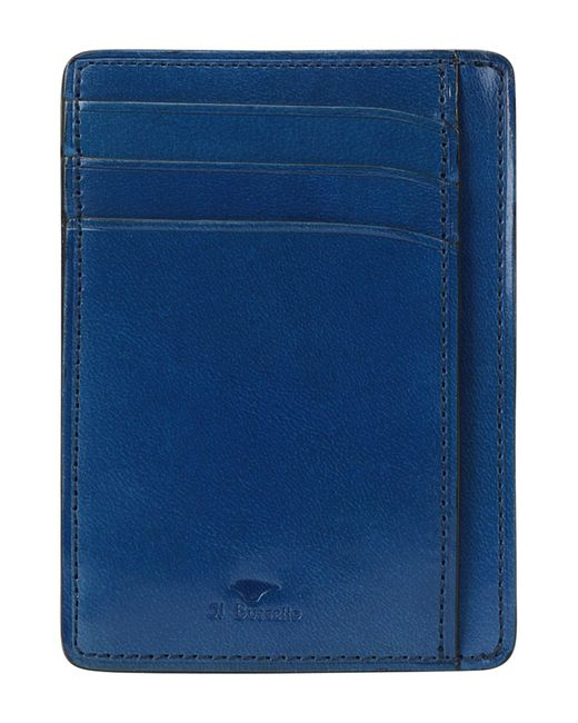 Porte-documents Il Bussetto pour homme en coloris Blue