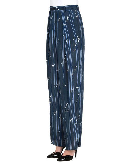 Pantalon Emporio Armani en coloris Blue