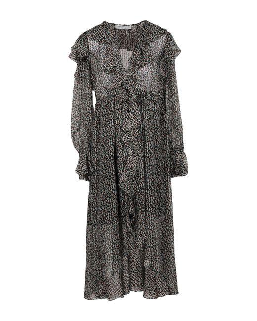 Philosophy Di Lorenzo Serafini Robe courte femme de coloris gris 9nOMc