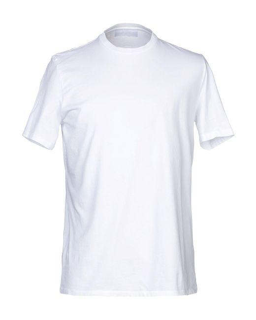 Neil Barrett T-shirts in White für Herren