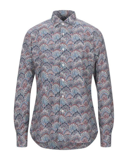 Camicia di Xacus in Multicolor da Uomo