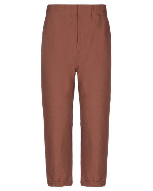 Pantalone di Marni in Brown