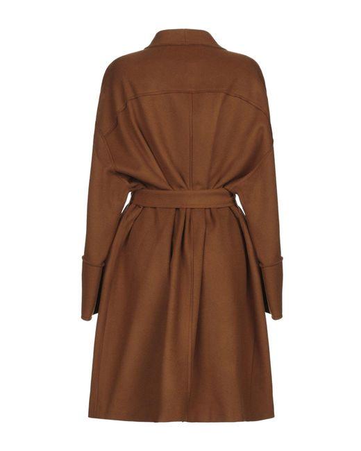 Cappotto di Mauro Grifoni in Brown