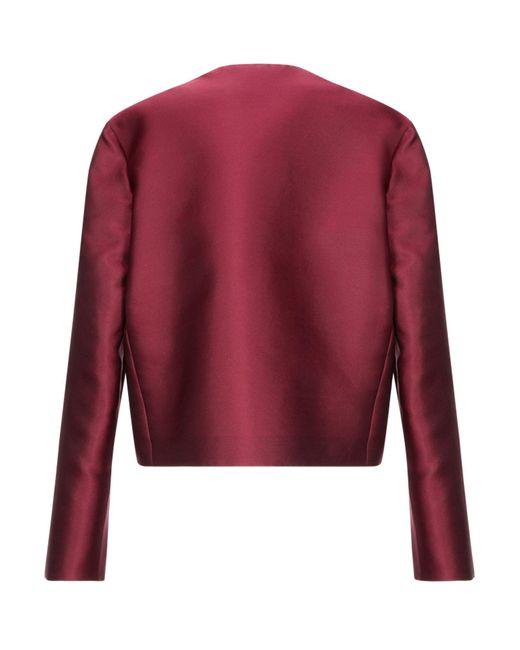 Veste Max Mara en coloris Red