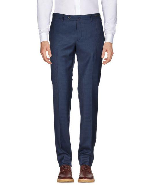 PT01 Pantalon homme de coloris bleu PSmiH