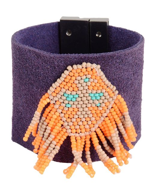 Hipanema - Purple Bracelets - Lyst