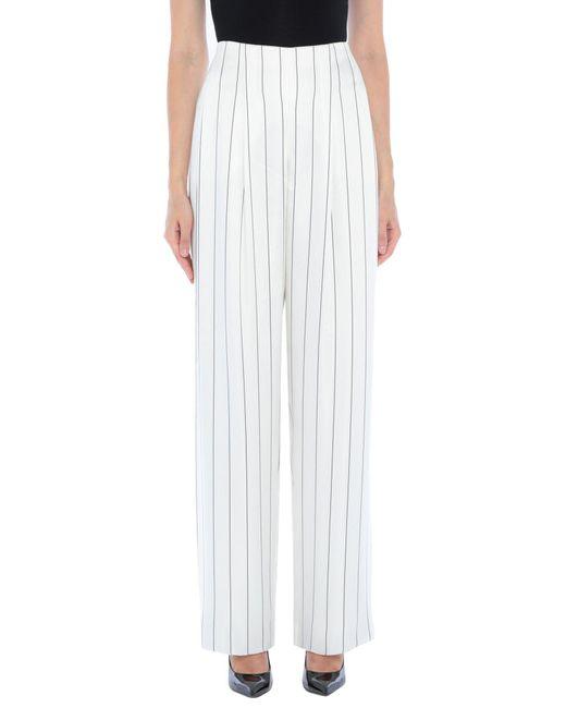 Pantalones Giorgio Armani de color White
