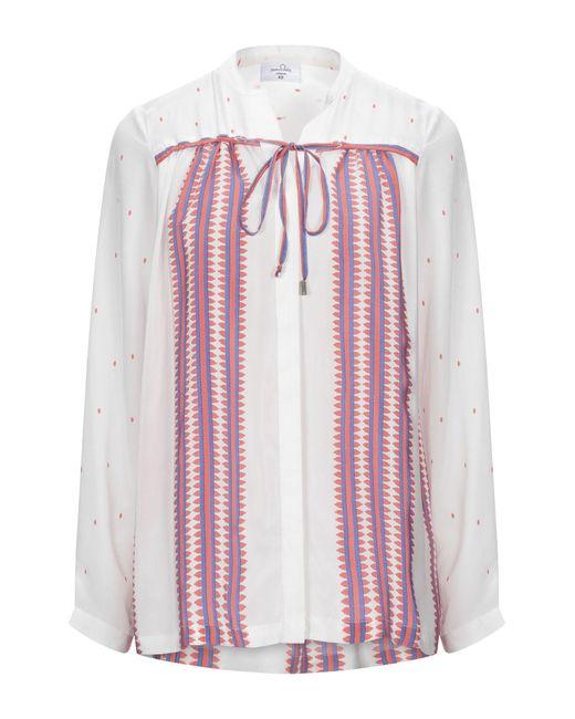 Mercy Delta White Shirt
