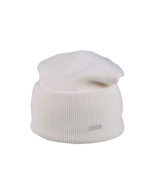 DSquared² - White Hat for Men - Lyst