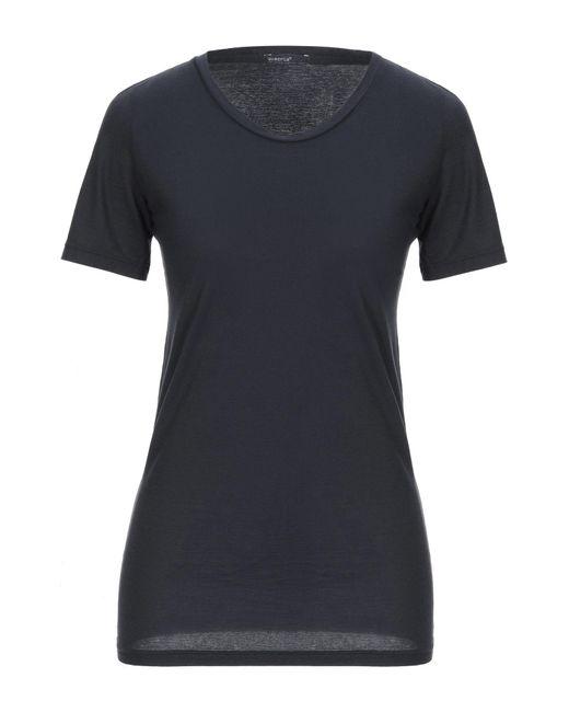 Almeria T-shirt da donna di colore blu