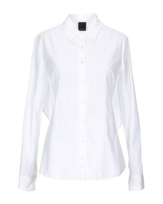 Pinko Camicia da donna di colore bianco