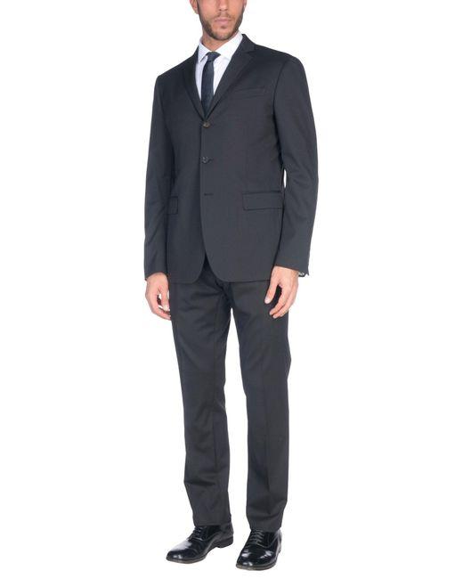 Burberry - Black Suit for Men - Lyst