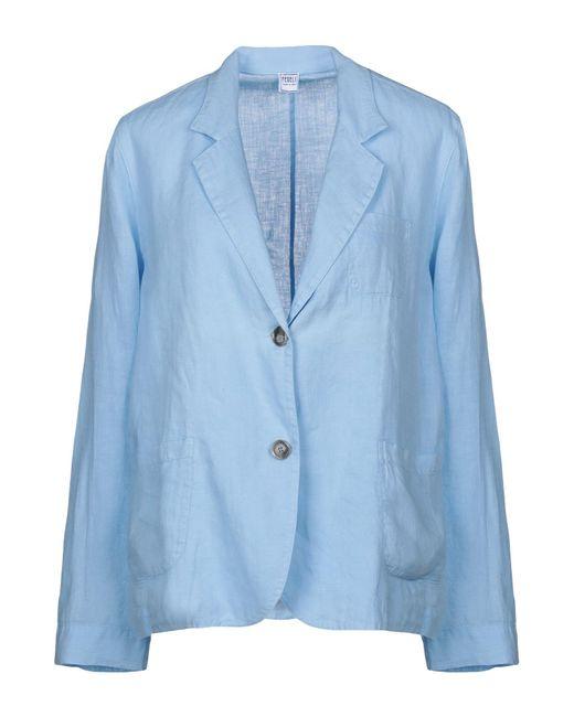 Fedeli Blue Blazer