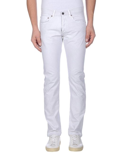 Gilded Age   Gray Casual Trouser for Men   Lyst