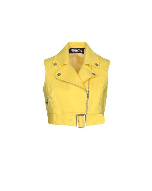 Jeremy Scott - Yellow Jacket - Lyst