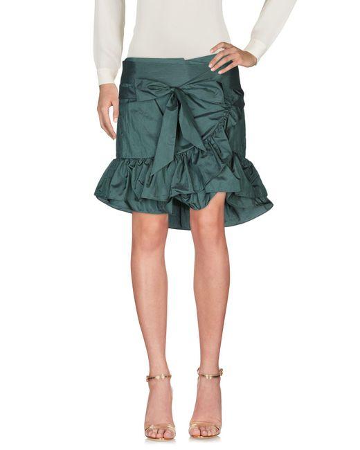 Jupe au genou Isabel Marant en coloris Green