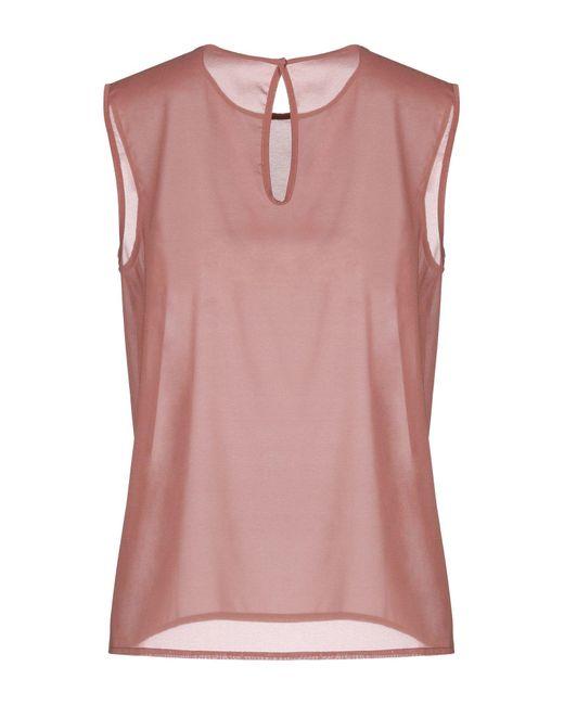 Top Peter Pilotto en coloris Pink