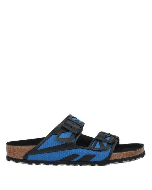 Birkenstock Blue Sandals for men