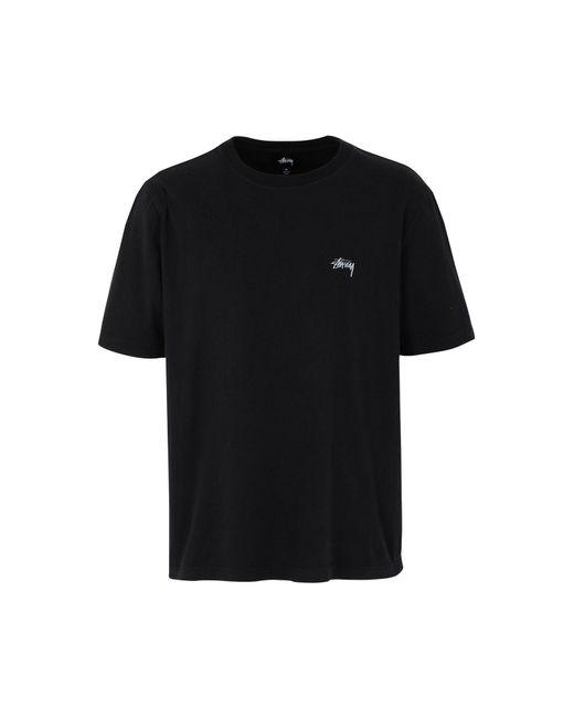 T-shirt Stussy pour homme en coloris Black