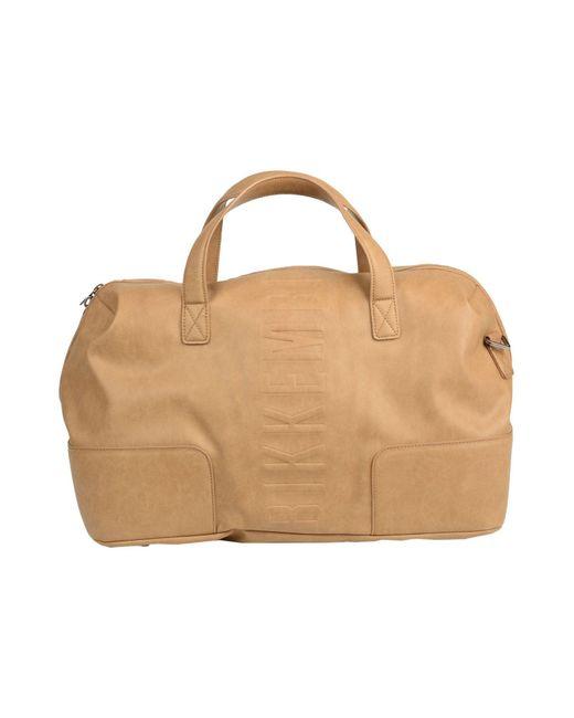 Bikkembergs - Natural Travel & Duffel Bags for Men - Lyst