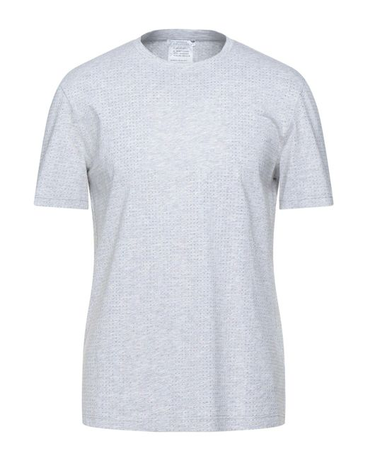 Versace Gray T-shirt for men