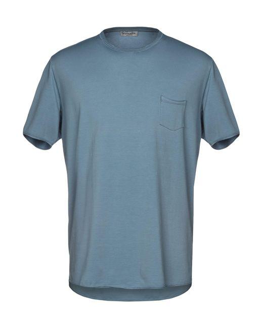 Vengera Blue T-shirt for men
