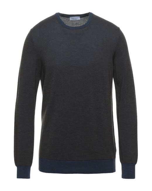 Gran Sasso Brown Sweater for men