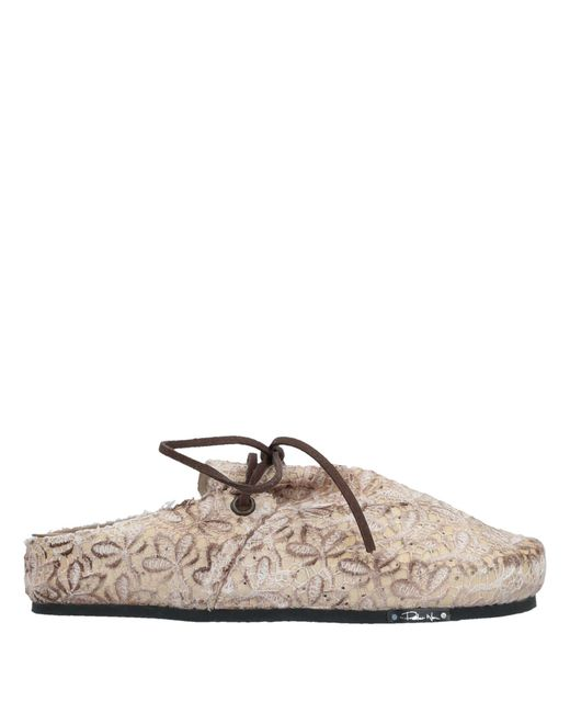 Peter Non - Natural Mules - Lyst