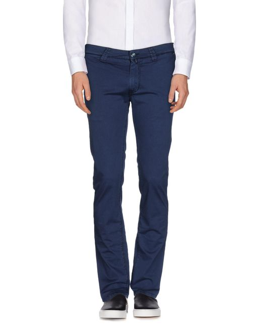 Re-hash - Blue Casual Pants for Men - Lyst