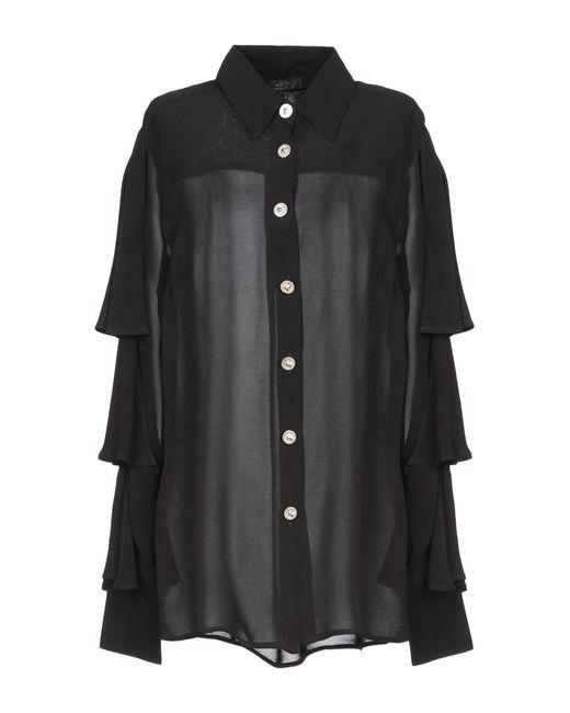 W Les Femmes By Babylon Camicia da donna di colore nero
