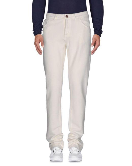 Praio - Natural Casual Pants for Men - Lyst