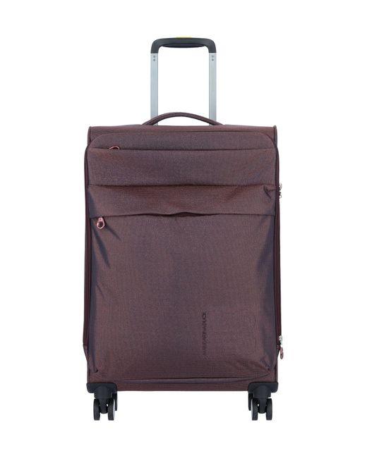Mandarina Duck Purple Wheeled luggage
