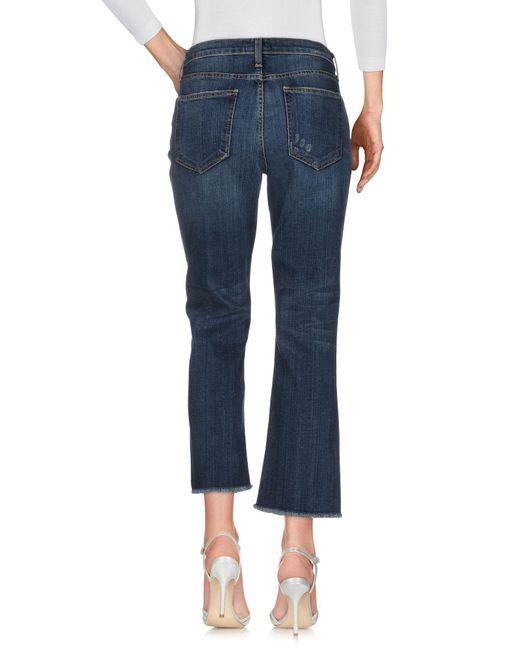 Current/Elliott Pantalon en jean femme de coloris bleu