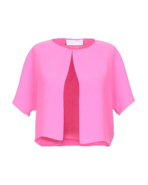 Veste Les Copains en coloris Pink