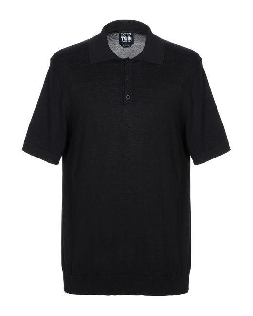 Pullover di MY TWIN Twinset in Black da Uomo