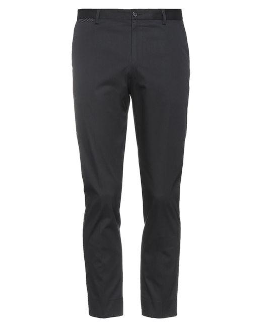 Pantalone di Dolce & Gabbana in Black da Uomo