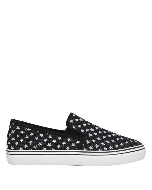 Tamaris Black Low-tops & Sneakers