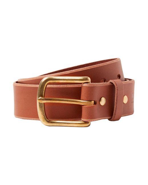 Best Made Company Brown Belt for men