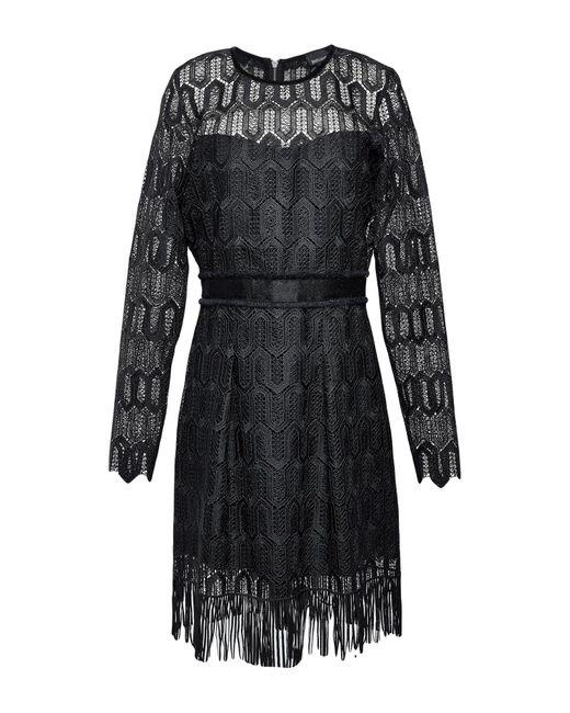 Vestito corto di Just Cavalli in Black