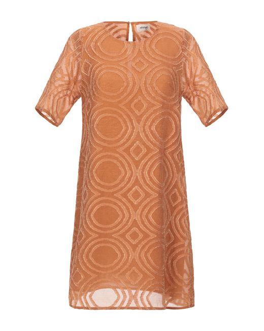 Vestito corto di Ottod'Ame in Brown