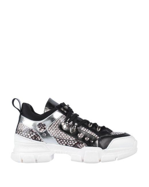Loretta Pettinari Black Low-tops & Sneakers
