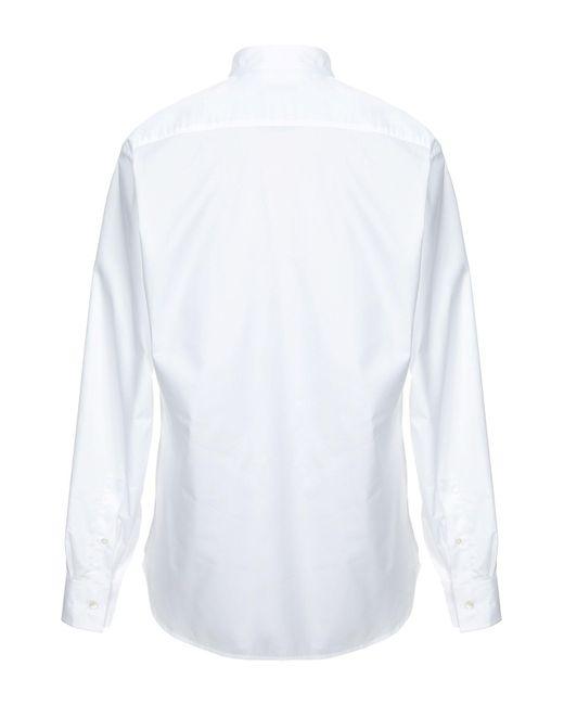 Mauro Grifoni Hemd in White für Herren