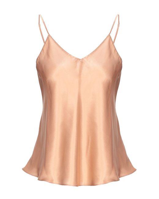 Vivis Pink Sleeveless Undershirt