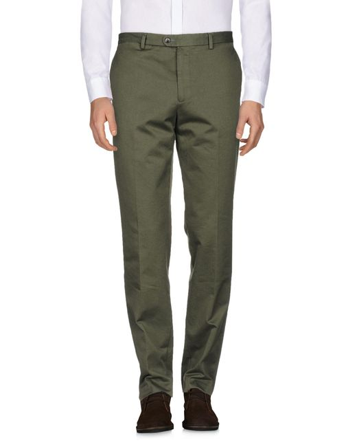 Aspesi - Green Casual Trouser for Men - Lyst