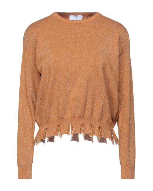 Pullover Berna de color Brown