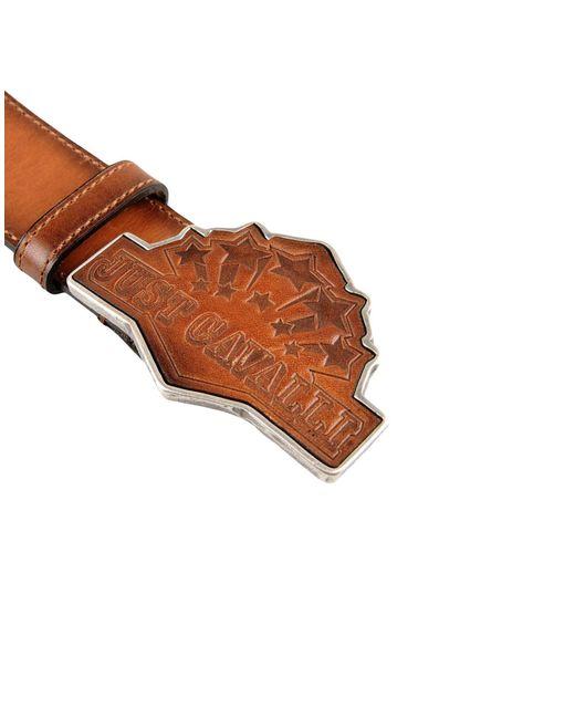 Just Cavalli Brown Belt