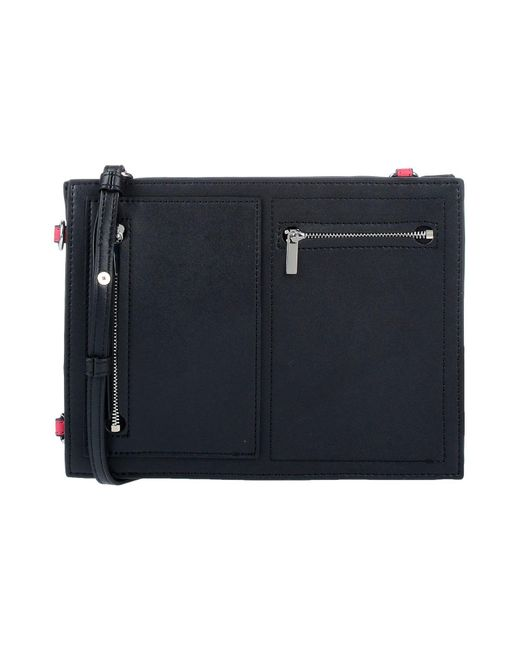 French Connection Black Cross-body Bag