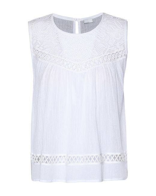 8 by YOOX White Top